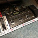 BOSSのギターマルチエフェクターGT-1を機能拡張するフットスイッチFS-7
