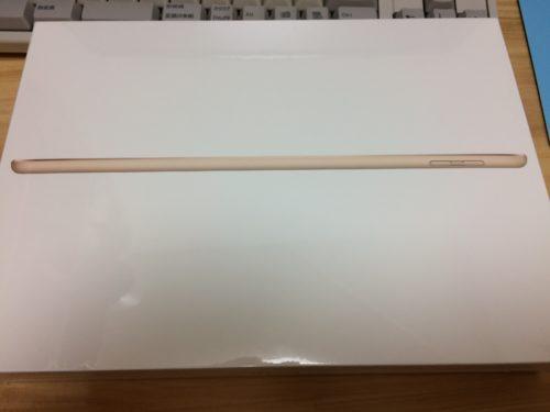 いまさらですが、第5世代iPad(2017年 無印)を買いました