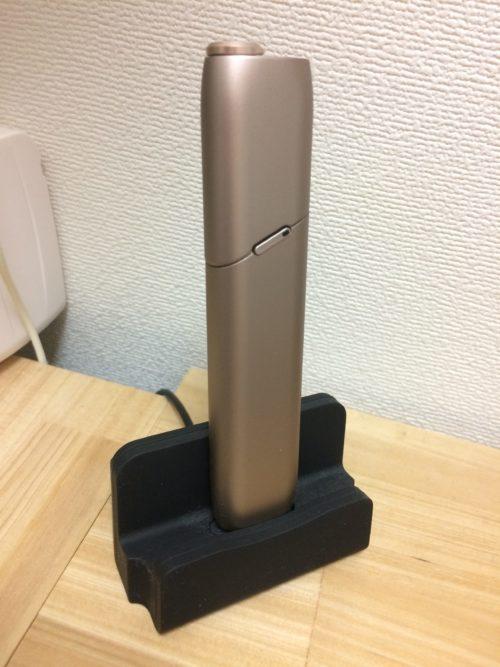IQOS 3 MULTIの充電台(XPERIAとの共用可能)