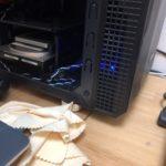 PCケースANTEC P5 にHDDアクセスランプをつけましたよ