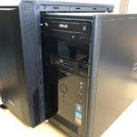 BTOミドルタワーPCが冷えないのでケース交換+CPUファン交換