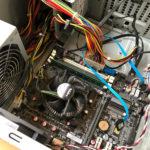 起動しなくなったBTOミニタワーPCを修理(1日目)・・・ダメでした
